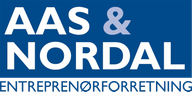 Logo, Aas & Nordal Entreprenørforretning AS